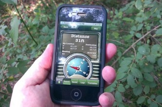 iphone-geocaching