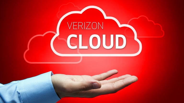 Verizon cloud logo