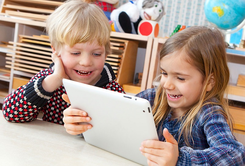 Best Early Learning Apps for Kids - The Online Mom