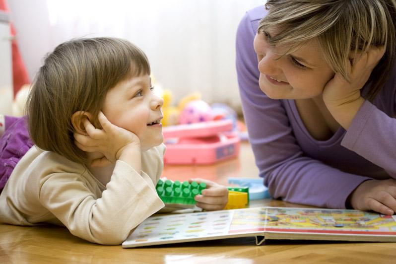 Особый ребенок и семья