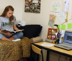 dorm room tech